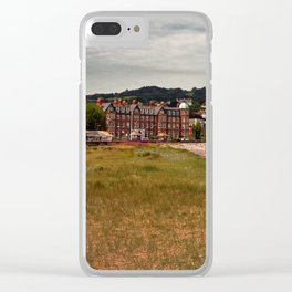 Minehead, Somerset, England Clear iPhone Case