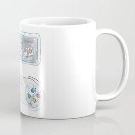 Old School Controllers Coffee Mug
