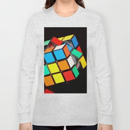 Rubik's cube Long Sleeve T-shirt