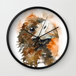 BIRD#5 Wall Clock