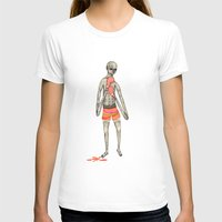 boxer T-shirts featuring BOXER by auntikatar
