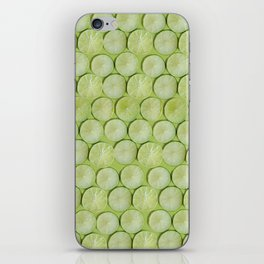 Lime iPhone Skin