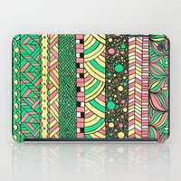 nyc iPad Cases featuring NYC by Mariana Beldi