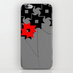 Star of the Show iPhone & iPod Skin