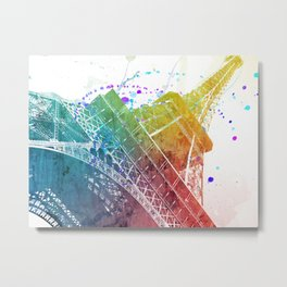 Paris je t´aime.. Metal Print