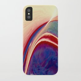 The Bent Earth Theory iPhone Case