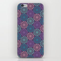 PAISLEYSCOPE peacock iPhone & iPod Skin