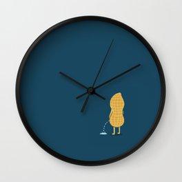 Peenut Wall Clock