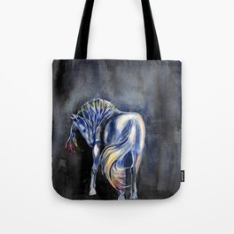 Shadow Dancer Tote Bag