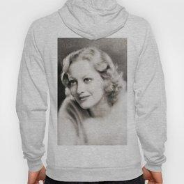 Joan Crawford, Vintage Actress Hoody