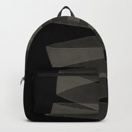 Abstract forms 56 Backpack