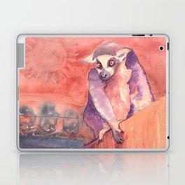 Madagascar's lemur catta Laptop & iPad Skin