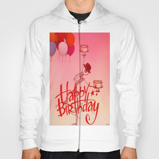 Happy Birthday  Monsieur Bone ! Hoody