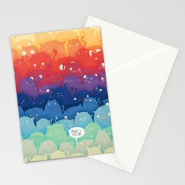 Cats Galore!  Stationery Cards