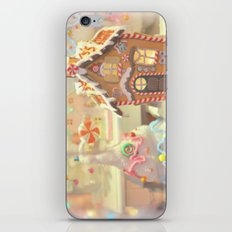 Gingerbread Days iPhone & iPod Skin