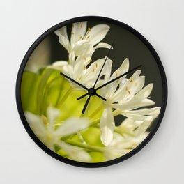 .blooming. Wall Clock