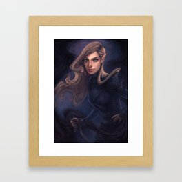 Feyre of the Night Court Framed Art Print