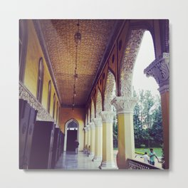 Indian Royal Palace - Chowmahalla Metal Print