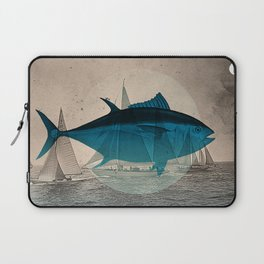 Northern Bluefin Laptop Sleeve