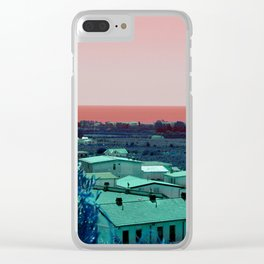 Calabria,  Italy Clear iPhone Case