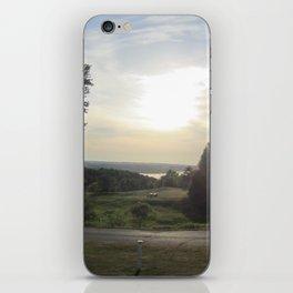 Beautiful Lake Scenic Photography iPhone Skin