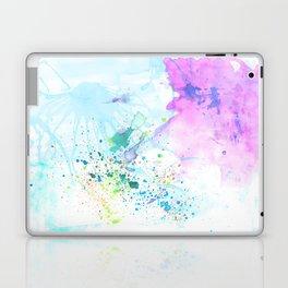 Stream of Consciousness watercolor Laptop & iPad Skin