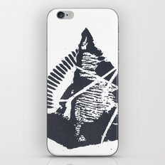 The Mountain iPhone & iPod Skin