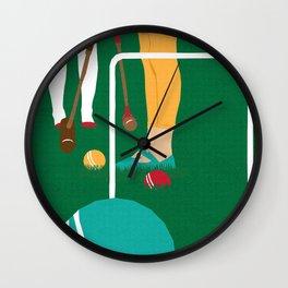 80s TEEN MOVIES :: HEATHERS Wall Clock