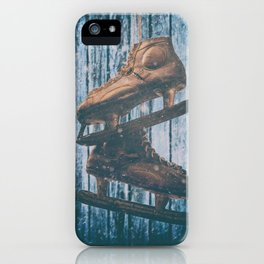 The Old Skates iPhone Case
