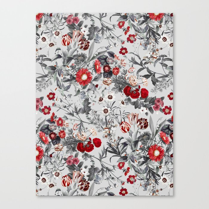 EXOTIC GARDEN XVII Canvas Print