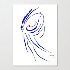 teuthida abispa  Canvas Print