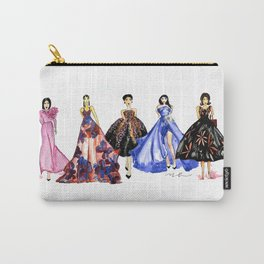 Designer Girls Carry-All Pouch