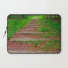 Cape Breton Forest Trail Laptop Sleeve