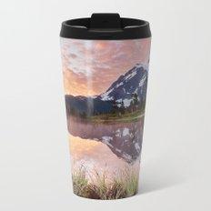 Mt Shuksan Metal Travel Mug