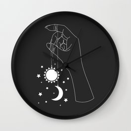 Just Right Wall Clock