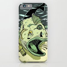 Something Fishy this way Comes iPhone 6 Slim Case