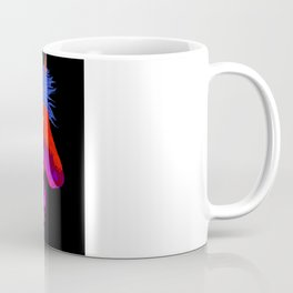 The Psychedelic Melt Coffee Mug