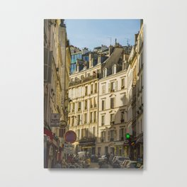 Montmartre series 6 Metal Print