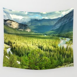 Banff Wall Tapestry