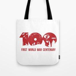 First World War Centenary Tote Bag