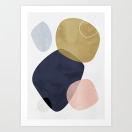 Graphic 183 Art Print
