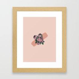 Floralia Framed Art Print