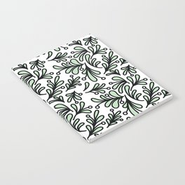 Mistletoe Notebook