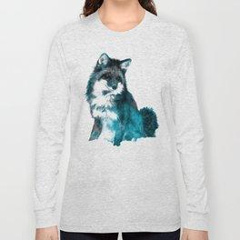BLUE FOX Long Sleeve T-shirt