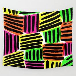 Neons - Sarah Bagshaw Wall Tapestry