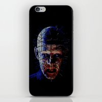 pennywise iPhone & iPod Skins featuring PINHEAD! by John Medbury (LAZY J Studios)