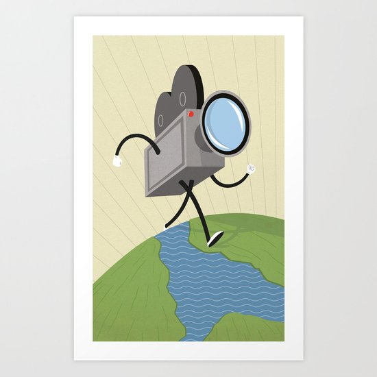 towbytwo Art Print