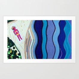 La Venus al sol (100%LANA) Art Print
