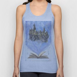 Until the Very End Unisex Tank Top