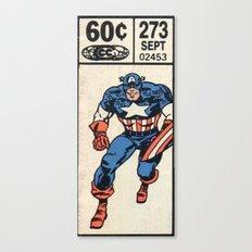60 Cent Cap Canvas Print